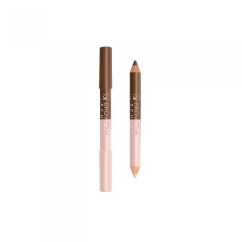 Bourjois Brow Duo Sculpt 22 Chatain