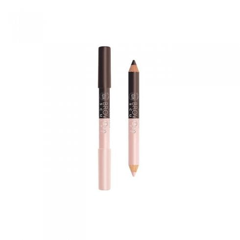 Bourjois Brow Duo Sculpt 23 Brun