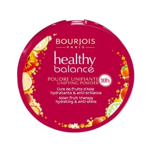 Bourjois Healthy Balance Unifying Powder 55 Beige Foncé