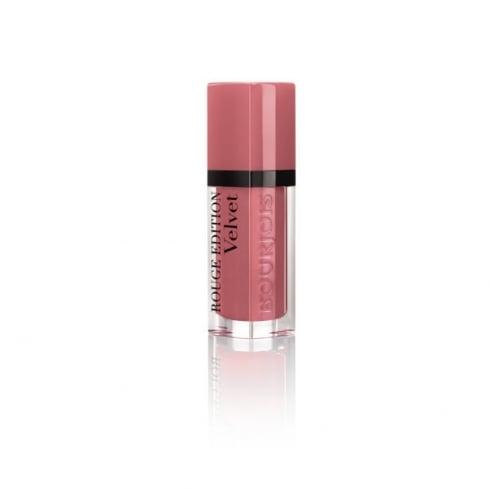Bourjois Lip Rouge Edition Velvet Lipstick 7.7ml - Happy Nude