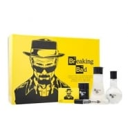 BREAKING BAD 4PC GIFT SET 75ML EDT 150ML BODY WASH 2*14G BATH