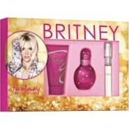 Britney Spears Britney Fantasy 30ml EDP/Body Souffle + Purse Spray