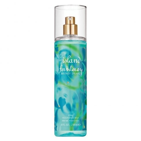 Britney Spears Island Fantasy Body Mist 235ml Spray