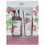 Bronnley Rose Hand Wash 250ml & Hand Cream 100ml