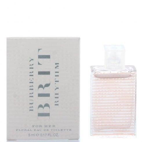 Burberry Brit Rhythm Floral F EDT 5ml Spray