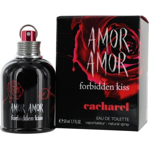 Cacharel Amor Amor Forbidden Kiss 30ml EDT Spray