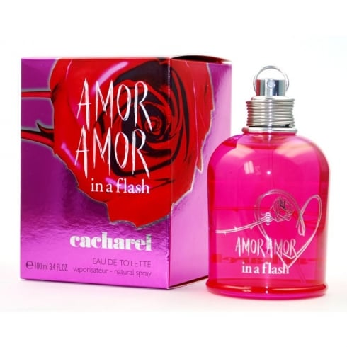 Cacharel Amor Amor In A Flash EDT 50ml Spray