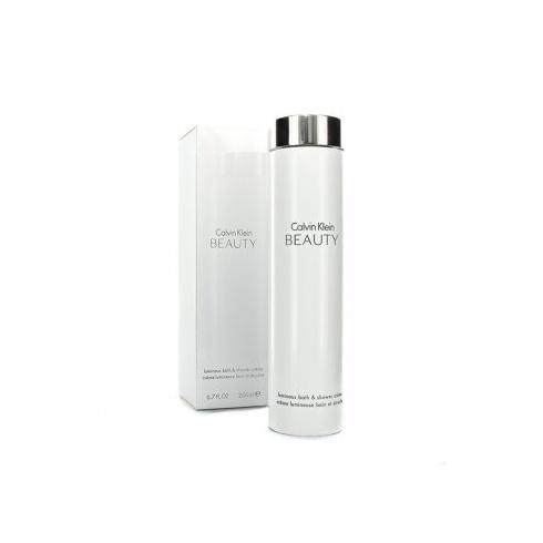 Calvin Klein Beauty 200ml Luminous Bath & Shower Cream