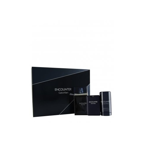 Calvin Klein CK Encounter 100ml EDT + 20ml EDT + 75g Deodorant Stick