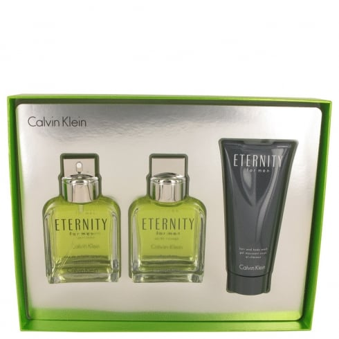 Calvin Klein CK Eternity 100ml EDT/100ml Aftershave Set