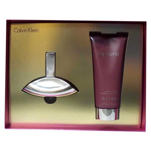 Calvin Klein Ck Euphoria Edp 50ml And Lotion 200ml