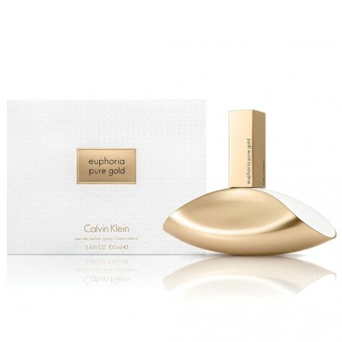 Calvin Klein CK Euphoria Pure Gold EDP 100ml Spray