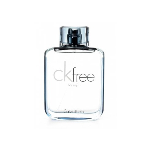 Calvin Klein CK Free Eau De Toilette Natural Spray 50ml