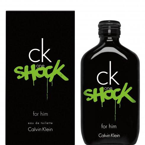 Calvin Klein CK One Shock for Him 200ml EDT Spray