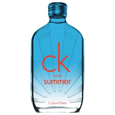 Calvin Klein CK One Summer 2017 EDT Spray 100ml