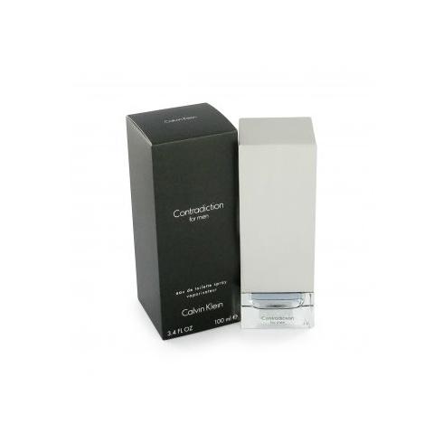 Calvin Klein Contradiction for Men 100ml Eau De Toilette Spray
