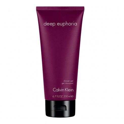 Calvin Klein Deep Euphoria Shower Gel 200ml