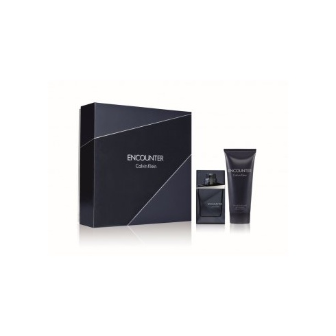 Calvin Klein Encounter Gift Set 50ml EDT Spray + 100ml Hair & Body Wash