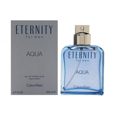 Calvin Klein Eternity Aqua M EDT 200ml