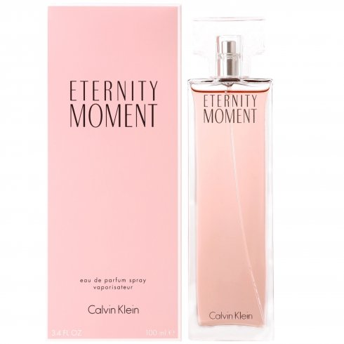 Calvin Klein Eternity Moment 100ml EDP Spray