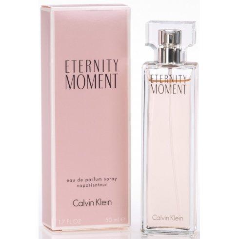 Calvin Klein Eternity Moment Women Eau De Parfum 50ml