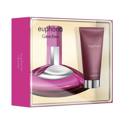 Calvin Klein Euphoria 30ml EDP Spray / 100ml Body Lotion