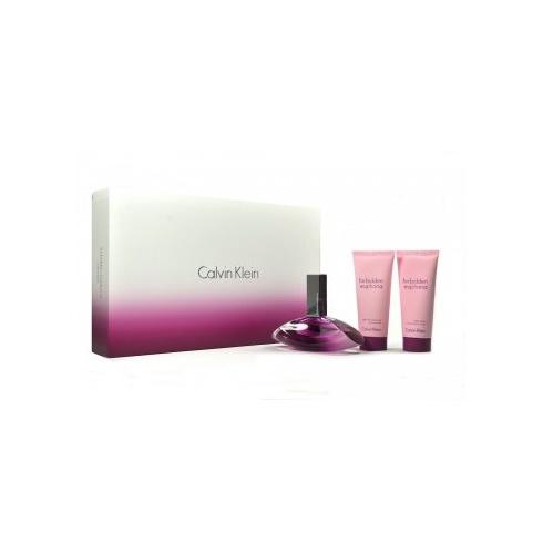 Calvin Klein Forbidden Euphoria Gift Set - 3 Pieces