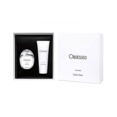 Calvin Klein Obsessed 50ml EDP Spray / 100ml Body Lotion