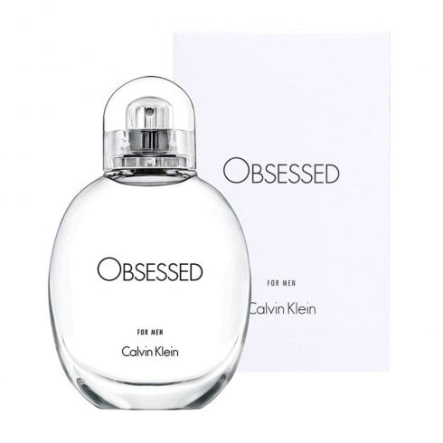 Calvin Klein Obsessed for Men EDT 75ml Spray
