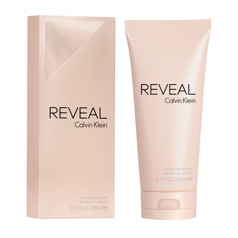 Calvin Klein Reveal Shower Gel 200ml
