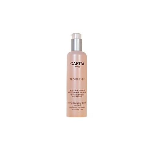 Carita Progressif Youth Cleansing Foaming Oil 200ml