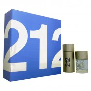 Carolina Herrera 212 Men 100ml EDT Spray + 100ml After Shave Lotion