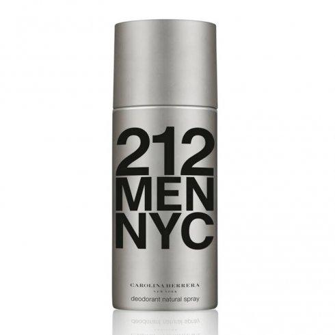 Carolina Herrera 212 Men NYC 150ml Deodorant Spray