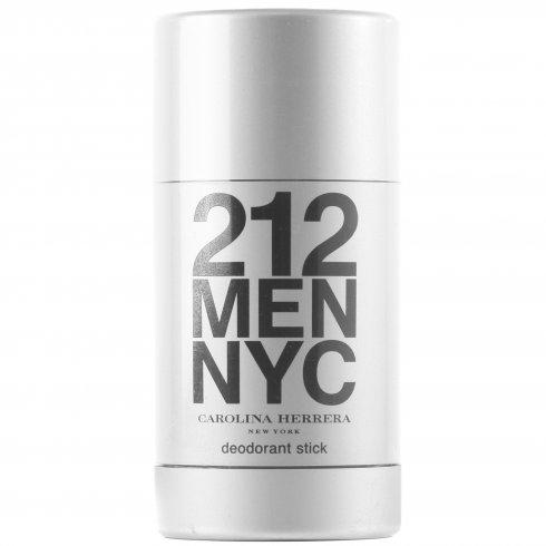 Carolina Herrera 212 Men NYC Deodorant Stick 75g