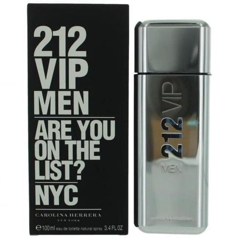 Carolina Herrera 212 Men NYC New York Pills 20ml EDT Spray