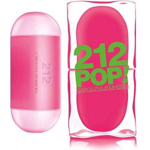 Carolina Herrera 212 Pop Ladies 60ml EDT Spray