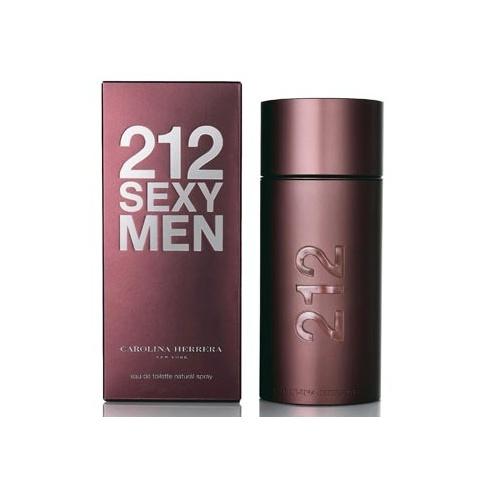 Carolina Herrera 212 Sexy Men 50ml EDT Spray