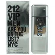 Carolina Herrera 212 VIP Men New York Pills 20ml EDT Spray