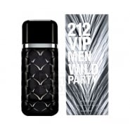 Carolina Herrera 212 Vip Men Wild Party EDT Spray 100ml