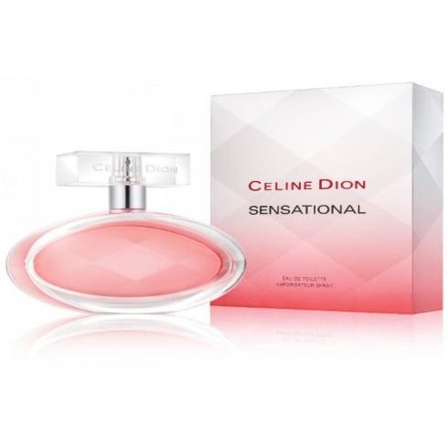 Celine Dion Sensational 50ml EDT Spray