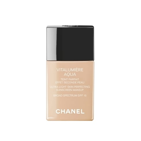 Chanel Vitalumière Aqua Ultra Light Skin Perfecting Makeup Sfp15 70 Beige 30ml