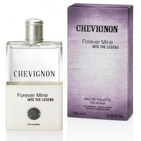 Chevibnon Chevignon Forever Mine EDT 100ml Spray