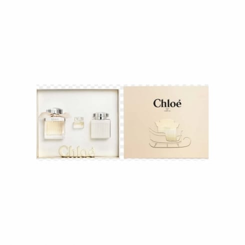 Chloe Love Story Gioia EDP Spray 75ml Set 3 Pieces 2017