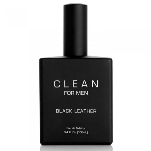 Clean For Man Black Leather EDT 100ml