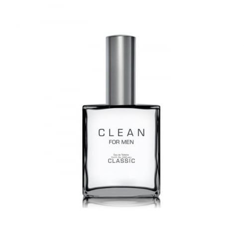 Clean For Men Classic EDT Spray 100ml