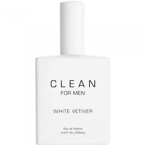Clean For Men White Vetiver EDT 100ml