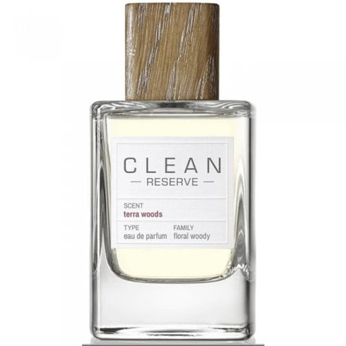 Clean Terra Woods EDP 100ml