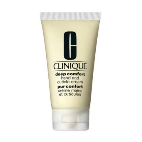Clinique 75ml Deep Comfort Hand & Cuticle Cream