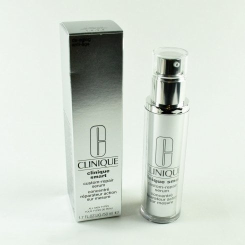 Clinique All Smart Set 50ml Cream &10ml Serum & 15ml Night Serum &