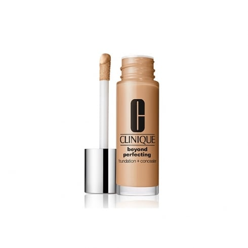 Clinique Beyond Perfecting Foundation And Concealer 14 Vanilla 30ml